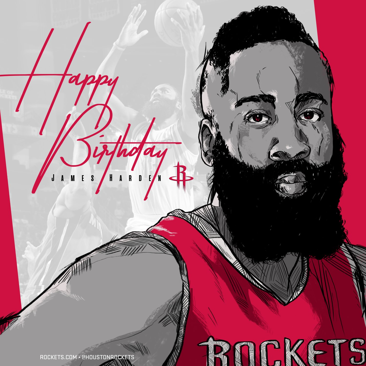 RT to wish a very #HappyBirthday to the one and only, #TheBeard, @JHarden13!!! ������ https://t.co/3UqR33ehnI