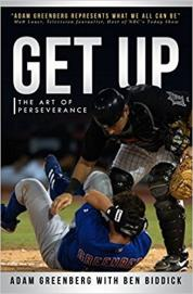 "test Twitter Media - ""Get Up: The Art of Perseverance""- Adam Greenberg