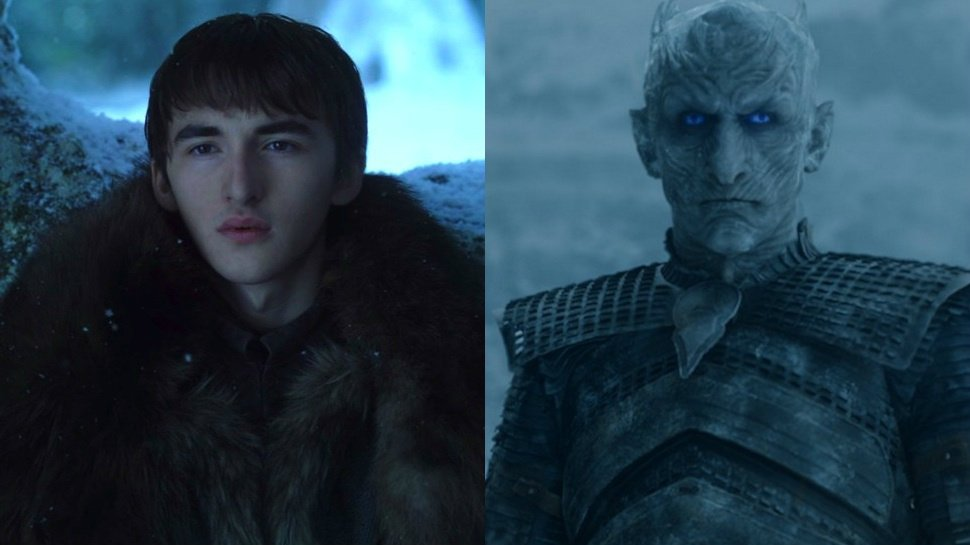 Here's what you need to know about that popular Bran/Night King theory: https://t.co/7dbIcQD4u5 #GameOfThrones https://t.co/obZnvLzi5T
