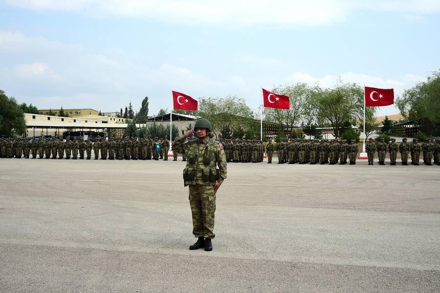 Турция открыла военную базу в Сомали. Борис Рожин. [22.08.2017]