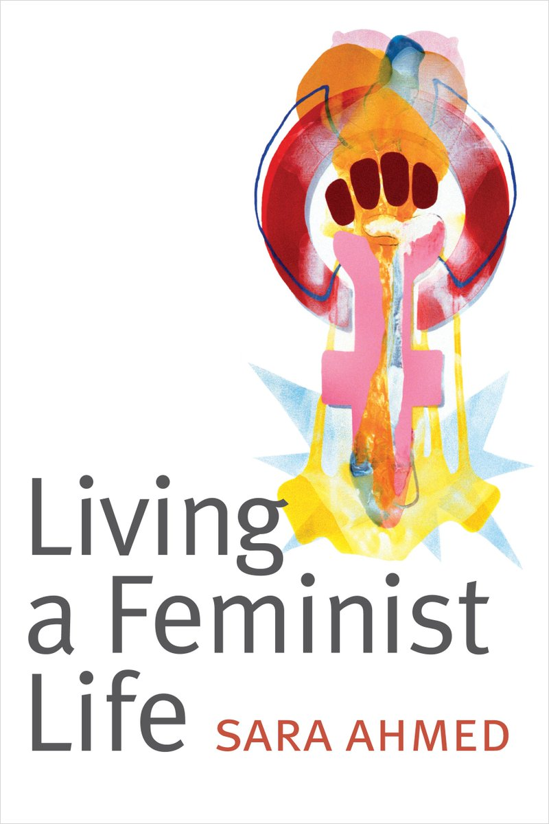 "test Twitter Media - Congratulations to @SaraNAhmed whose book ""Living a Feminist Life"" won honorable mention for the Gloria E. Anzaldúa book award from @nwsa https://t.co/6o1rUilhPE"