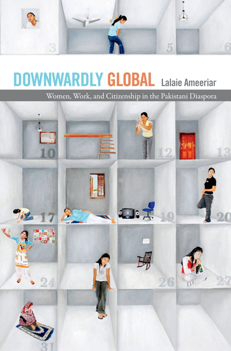 "test Twitter Media - Congratulations to @lalaieameeriar  whose book ""Downwardly Global"" won honorable mention for the Gloria E. Anzaldúa book prize from @nwsa https://t.co/YjZPg2dkJl"