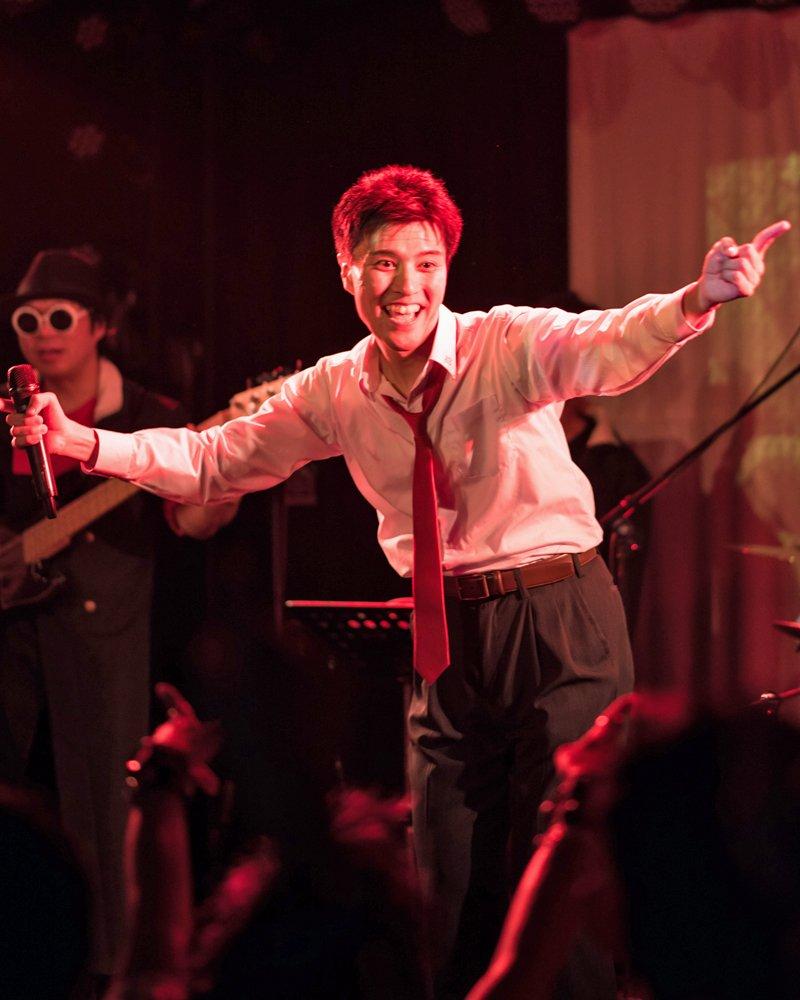 あらためて男座でのステージありがとうございました。自分としては月刊少女野崎くんのイメージでしたが、どう見ても高校生ではな