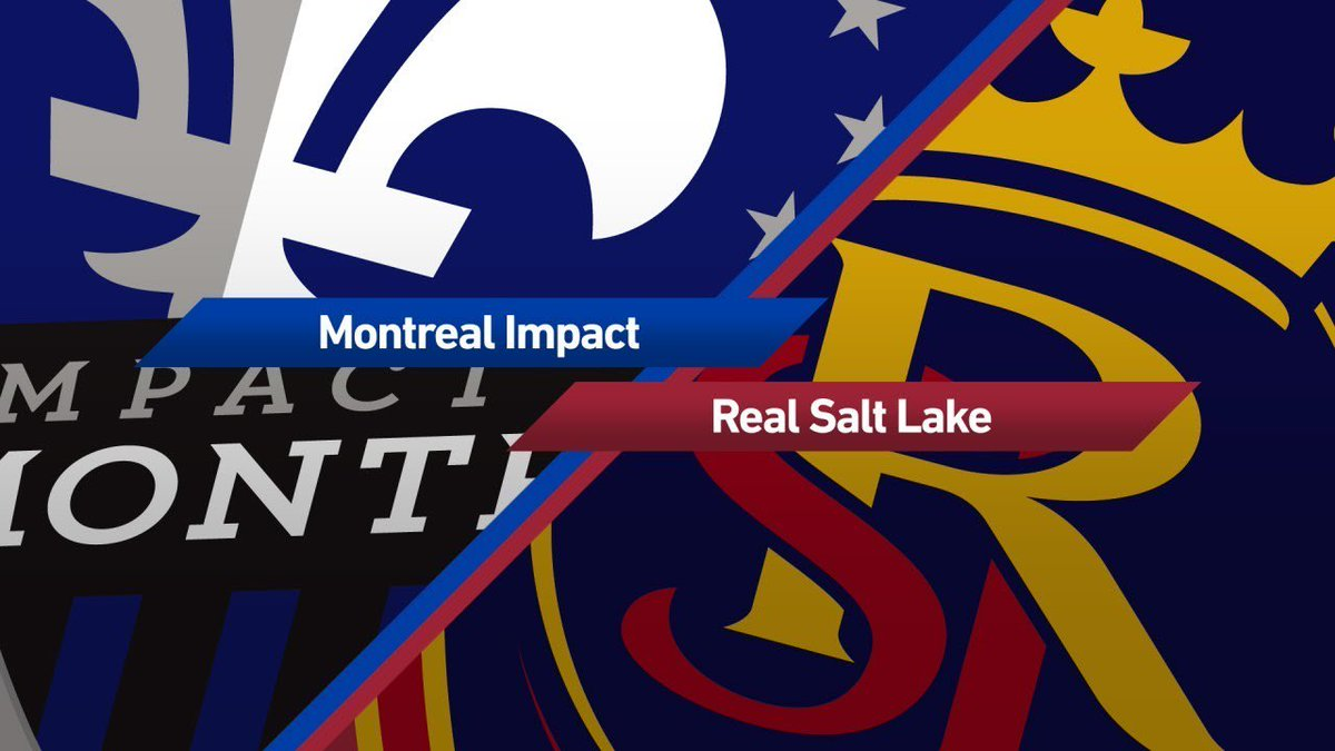 Highlights: Montreal Impact vs. Real Salt Lake | August 19, 2017 https://t.co/eKROSSQNxj https://t.co/2k839NWweu