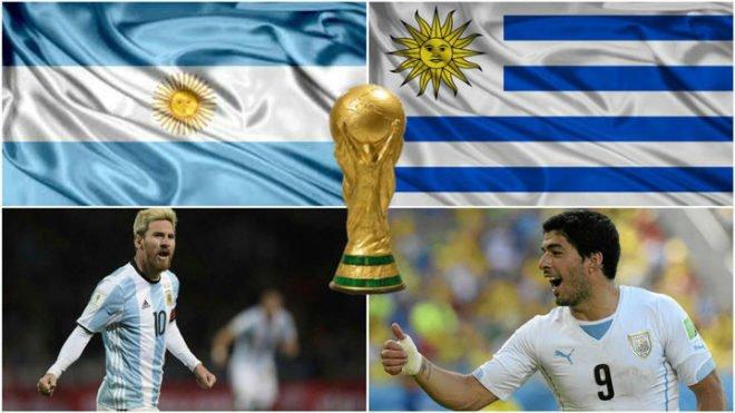 Argentina y Uruguay presentarán una candidatura para el Mundial de 2030 https://t.co/uL9SQL4OBz https://t.co/hIkQyz233c