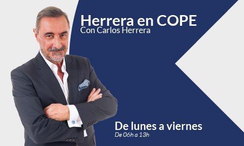 test Twitter Media - No te pierdas mañana a las 11:15 la entrevista de Carlos Herrera a Luis Rolandi, el #BertínOsborne de 93 años https://t.co/zCr4yq18FB