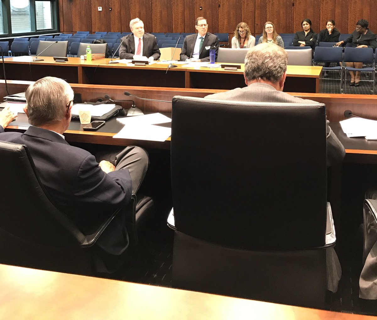 test Twitter Media - ISAC officials testify that College Illinois prepaid tuition program is in trouble, largely due to volatility from budget impasse. Smh! https://t.co/vXSX9zbpqD