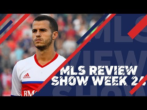 Toronto continue torrid pace | MLS Review Show, Week 24 https://t.co/XmrEF0yAkq https://t.co/KynkhY41CF