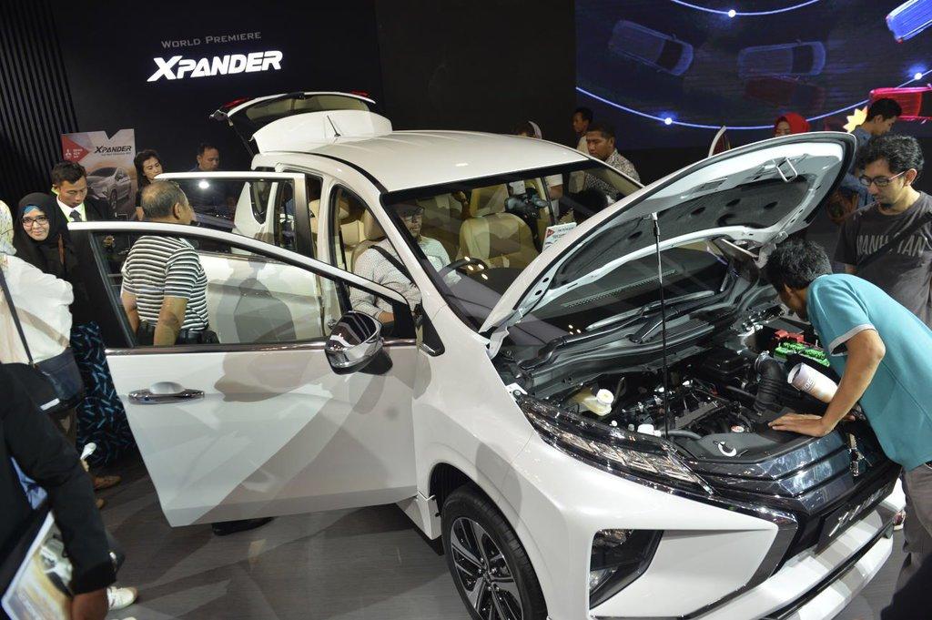 Xpander Dipesan Lebih Dari 6 Ribu Unit, Mitsubishi Segera Gebrak ASEAN https://t.co/bHgVqYkHfb https://t.co/Geq72NEn24