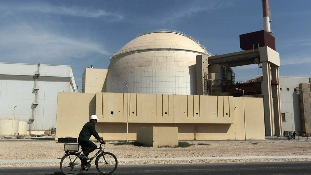 Iran 'needs just 5 days' to resume uranium enrichment