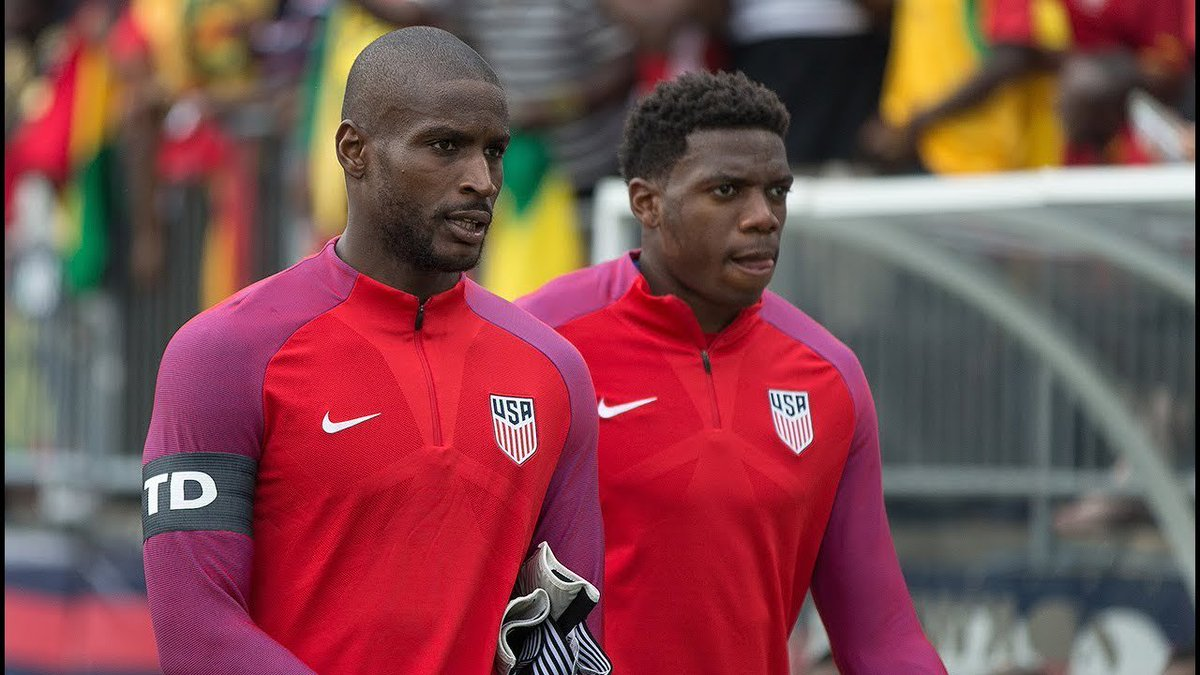 All For One: Bill Hamid, Sean Johnson Make U.S. MNT Returns During 2017 Gold Cup https://t.co/xaCAQB4A3y https://t.co/8wiCvm8Luc