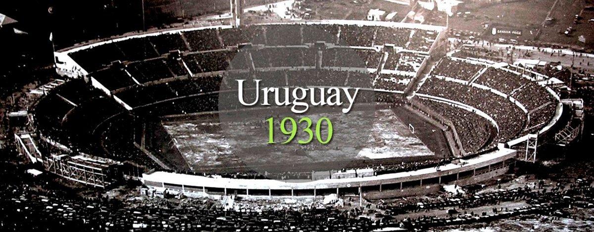 ¿Un Mundial en Uruguay 100 años después? https://t.co/ofsnUPxvwc ⚽ https://t.co/l9PbLLVzWb