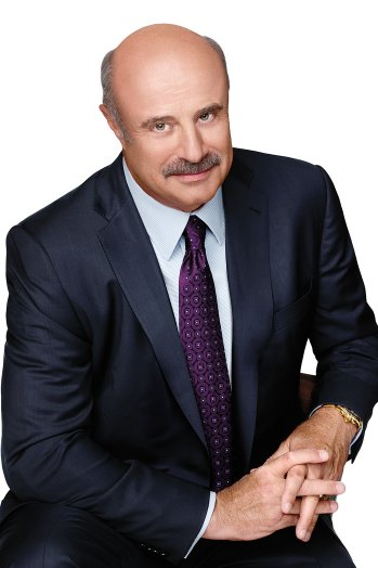 Dr. Phil McGraw inks first-look deal with CBS TV Studios