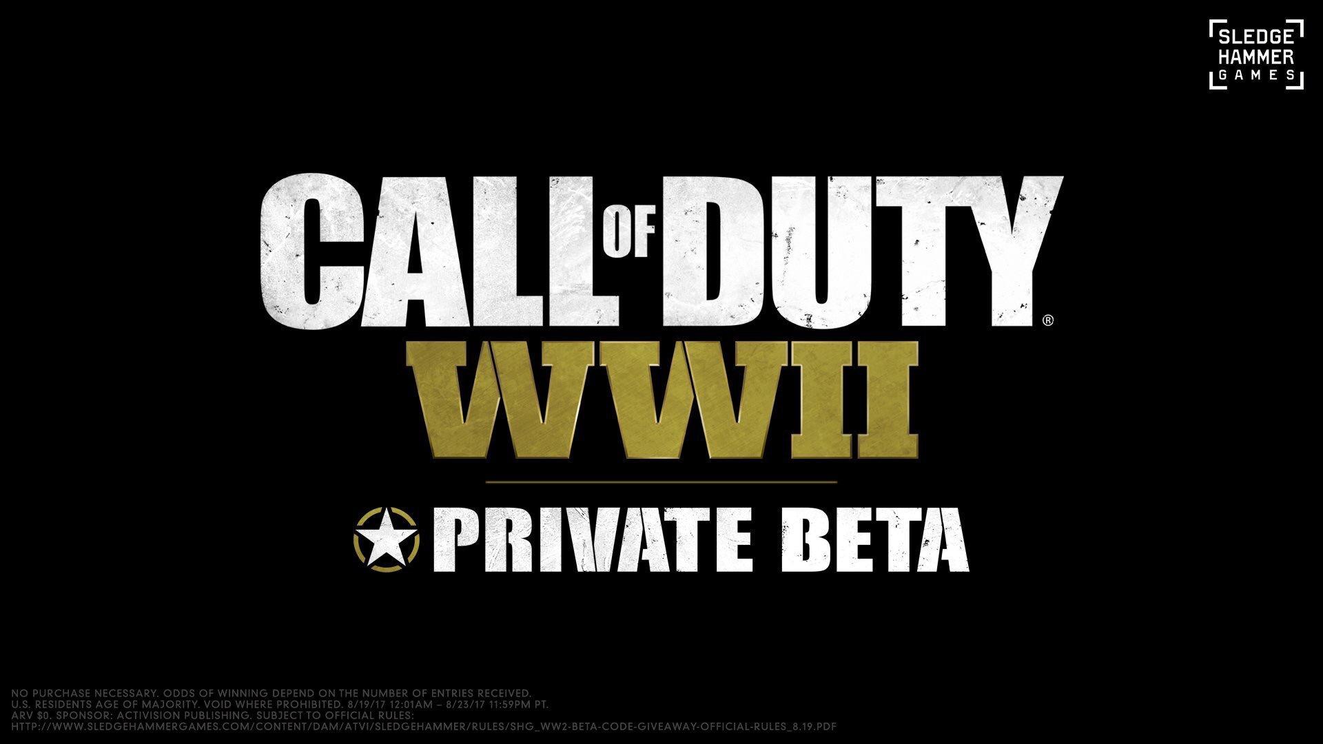 We're giving away 5 more #WWIIBeta codes today. RT by 4PM PT for a chance to win one! Rules: https://t.co/HSyUb5QLln https://t.co/N123FkaCDh