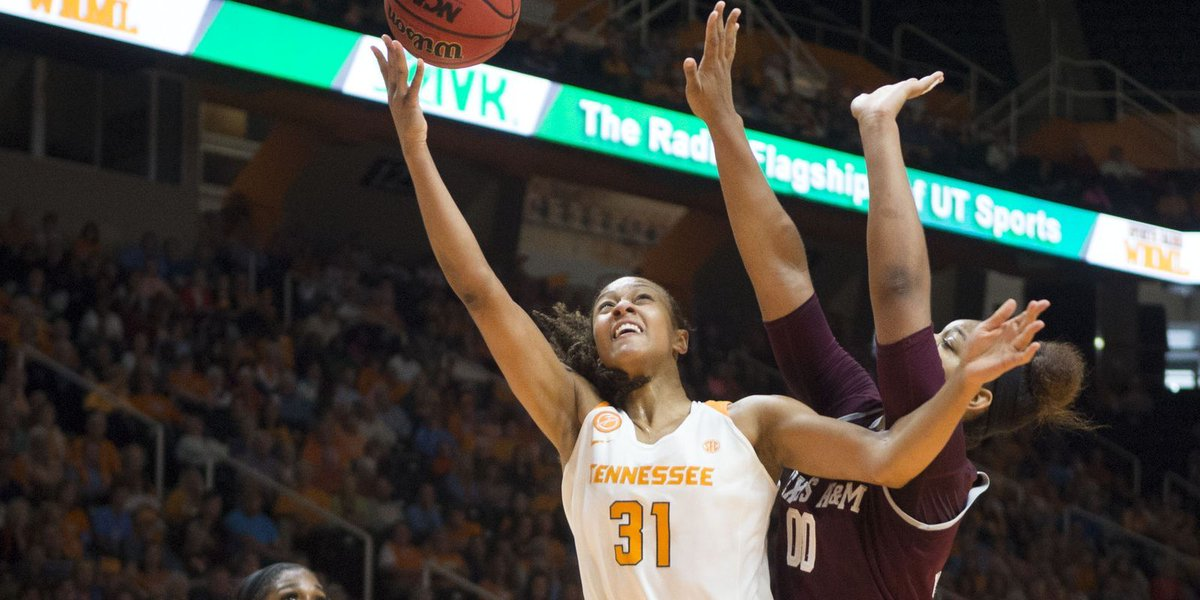 Tennessee Lady Vols SEC schedule goes down hard road