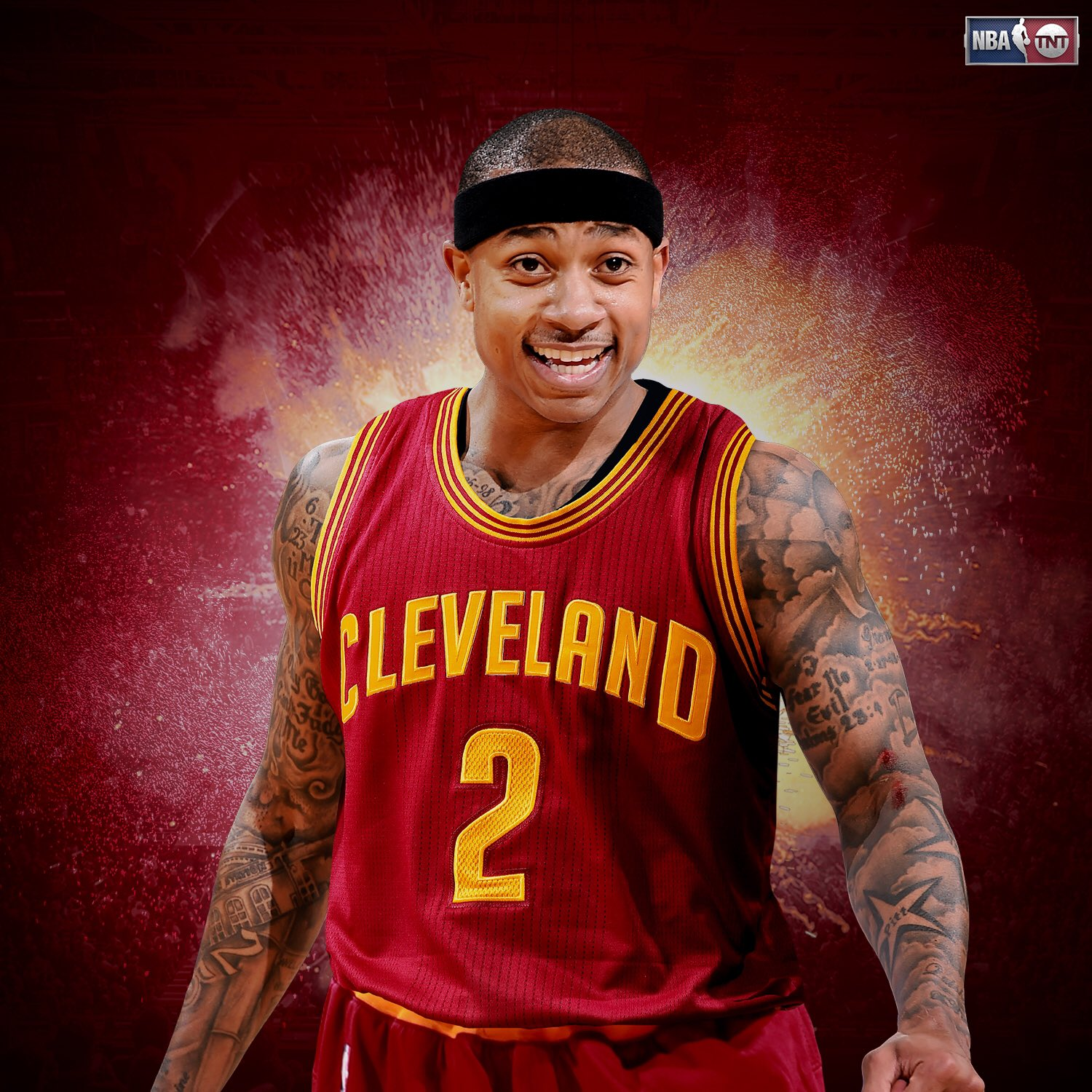 The King of the Fourth will join @KingJames in Cleveland ���� https://t.co/vYrwyAWHiB