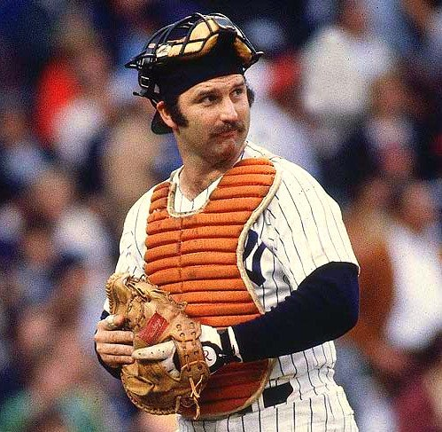 Wonder if Mundson was related to Thurman Munson? #Yankees #Gilda #TCMParty https://t.co/DgpX8ZMsQO