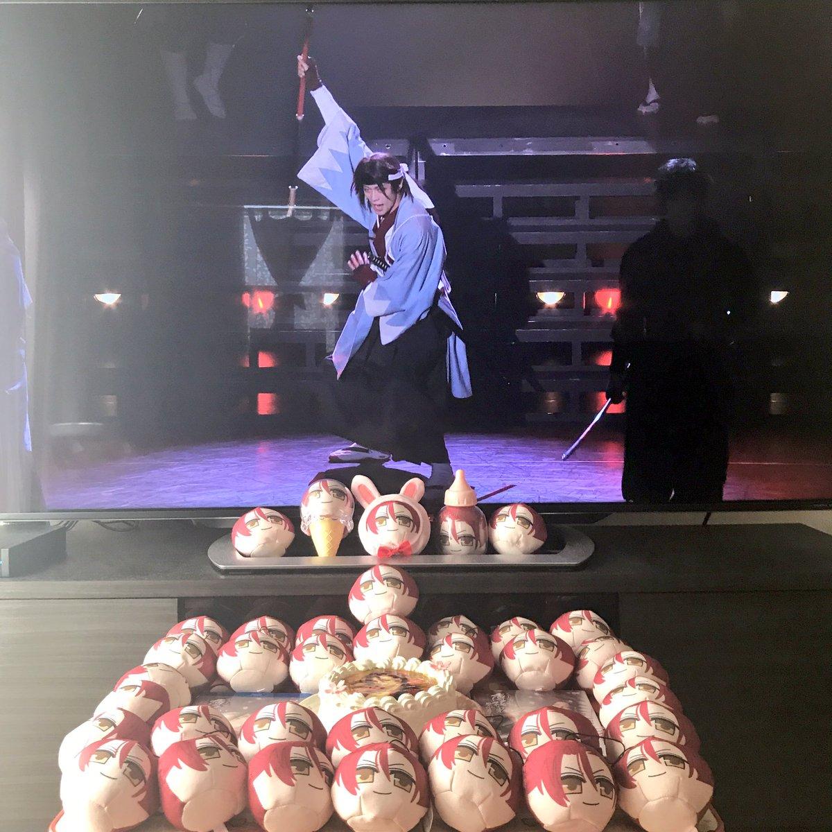 ミュージカル薄桜鬼 原田左之助篇発売おめでとうございまぁぁぁあああああああす!!!!!!!!!!!!💓🎉🎉🎉🎉🎉💓👐👏👐