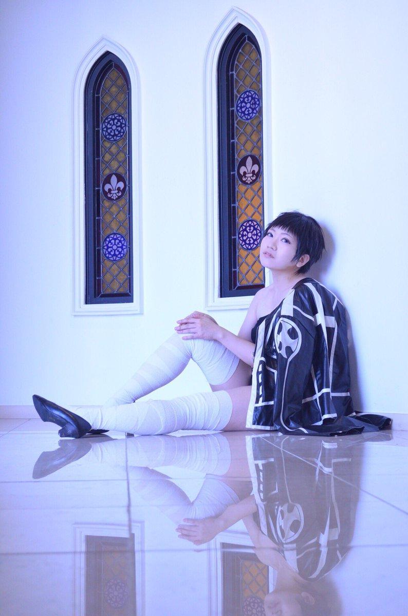 Dグレリナリー:柚葉photo by塔子短髪リナリーようやくできた‼︎