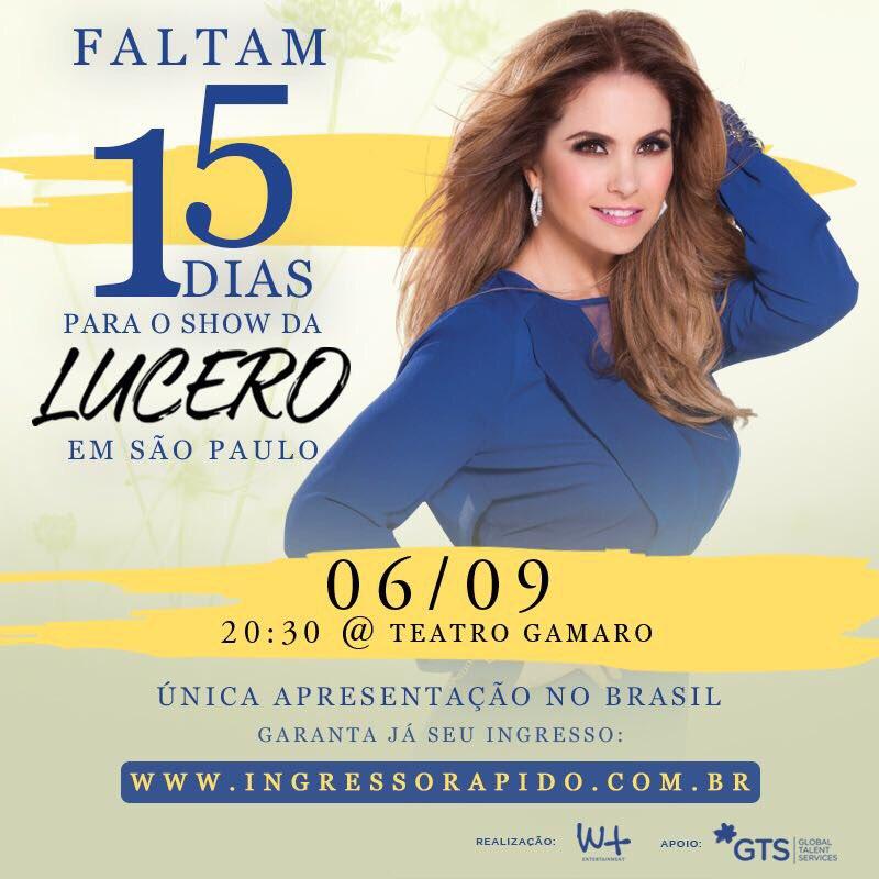 test Twitter Media - BRASIL, faltam apenas 15 dias para o meu show em São Paulo! Que emoção! Ainda não tem o seu ingresso? Compre já aqui https://t.co/o8JJLytL7X https://t.co/mdweuRXsk2