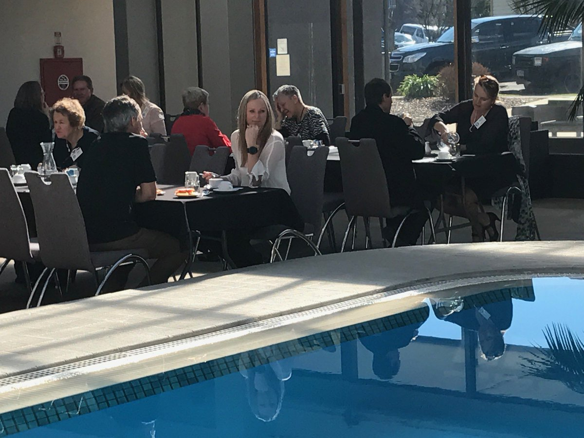 test Twitter Media - Enjoying lunch & networking poolside at Education Leaders Forum in Rotorua #ELF2017 https://t.co/adFMPvGeQL