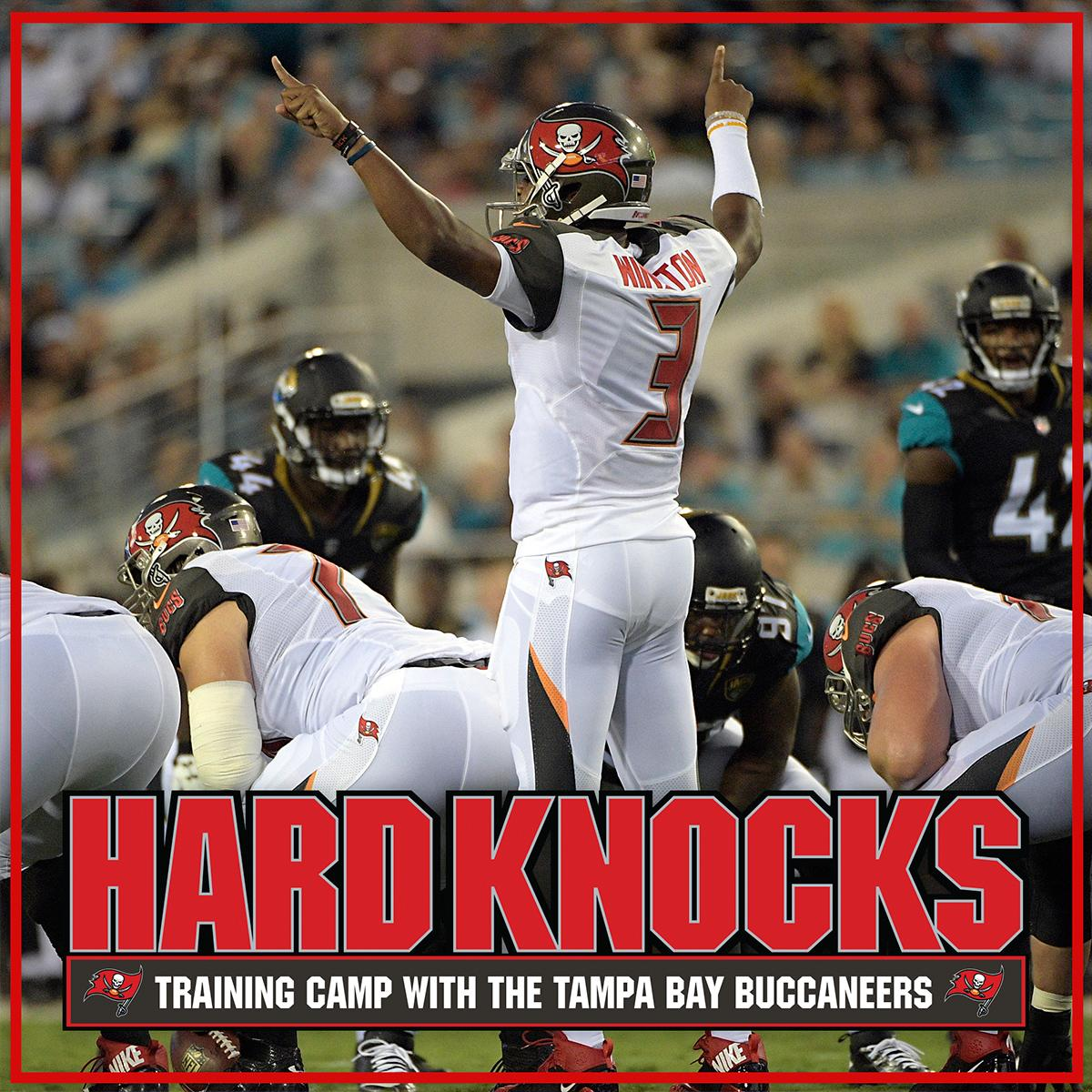 A new episode of #HardKnocks with the @TBBuccaneers starts NOW on HBO! https://t.co/dmhqXxUkid