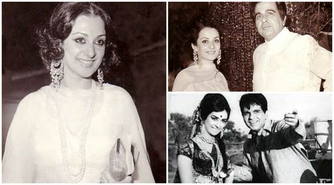 Happy birthday Saira Banu: From her love for Dilip Kumar right from the age of 12 to more,