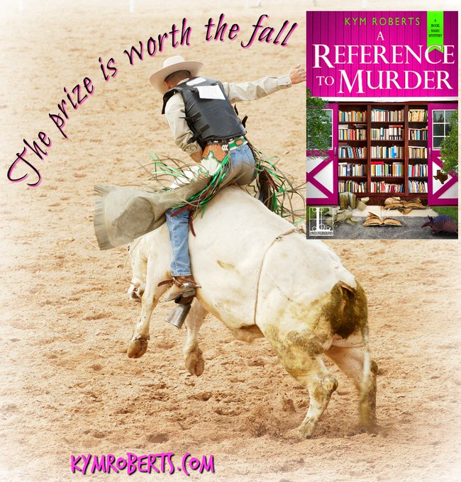 A Reference to Murder by Kym Roberts Book Tour + #Giveaway