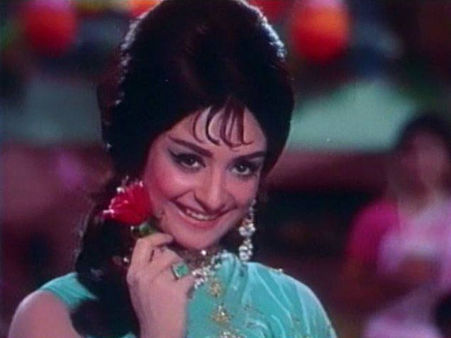 Happy Birthday to the very beautiful Saira Banu.