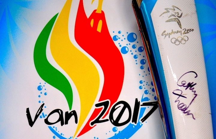 Sport: Olympic torch auction nets over $US12,000 for Vanuatu athletes