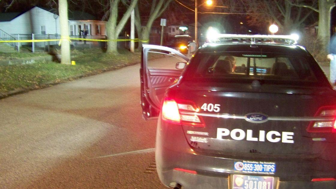 Arrest in March gun accident