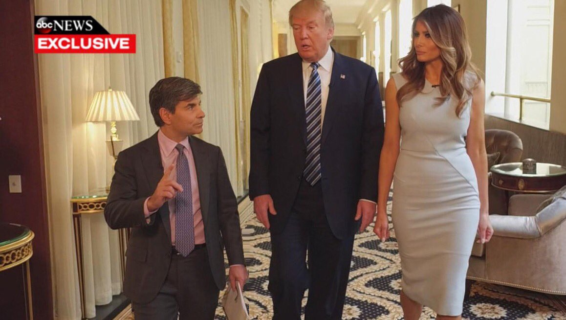 Not too many people know this, but Little George Stephanopoulos is a giant in Fake News! https://t.co/e7O8KSOi8v