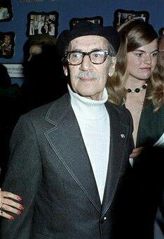 #WoodyAllen on #GrouchoMarx: