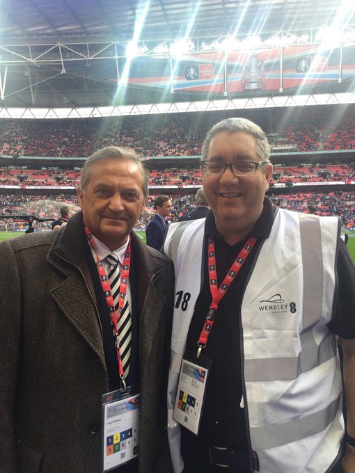 Happy Birthday to legend Gary Mabbutt, have a great day my friend
