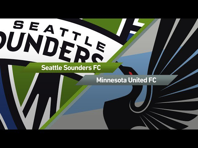 Highlights: Seattle Sounders vs. Minnesota United | August 20, 2017 https://t.co/wu4maFlTlE https://t.co/6YnUxAuu4o