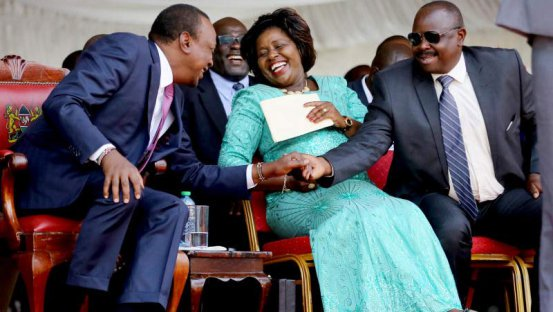 Governor Joyce Laboso vows to change lives of Bomet residents