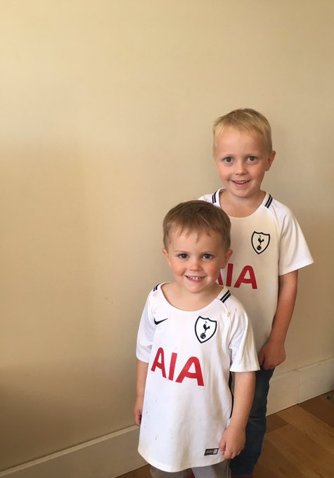 if you can could you send Ollie a happy 7th birthday. He Harry Kane