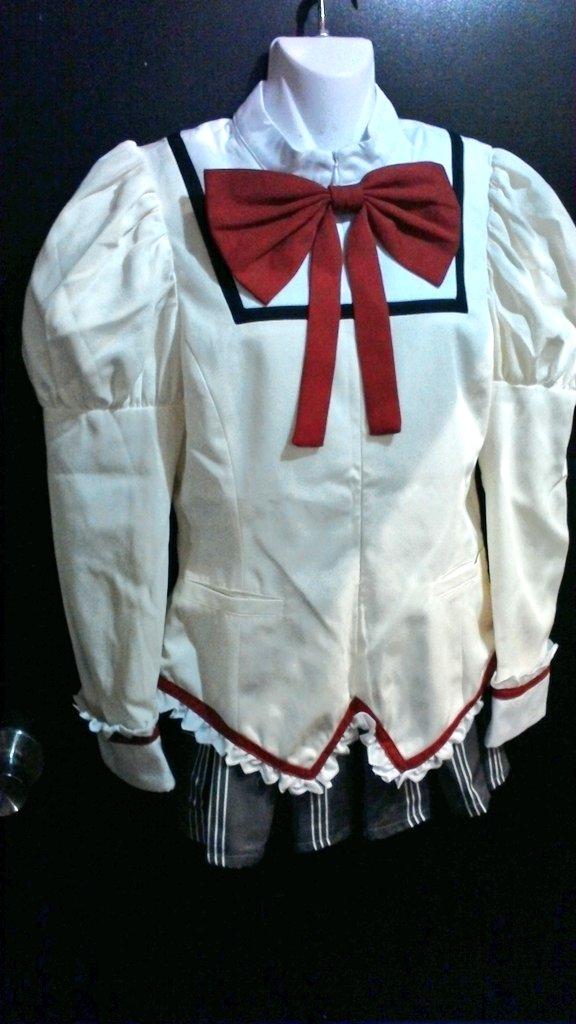魔法少女まどか☆マギカより、見滝原の女子制服が入荷致しました✨ACOS製です😘😘😘 #kbooks #まどマギ