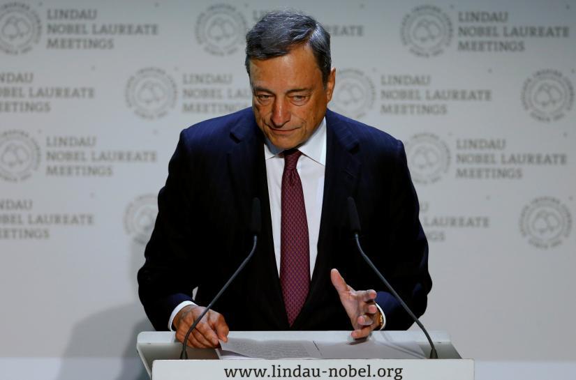 ECB faces gaps in understanding new realities: Draghi https://t.co/skuIKWTDE1 https://t.co/saJOTBLHN9