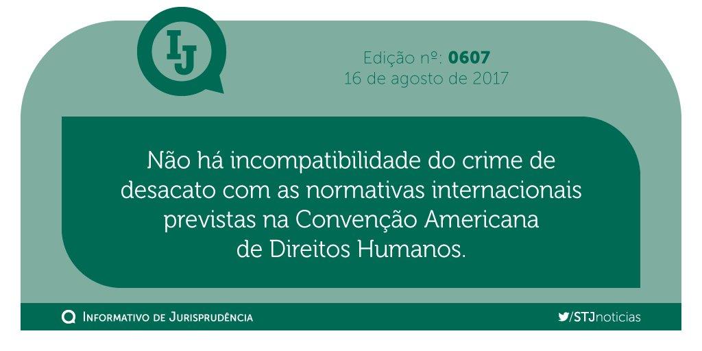 Confira a edição nº 607 do #InformativoDeJurisprudência