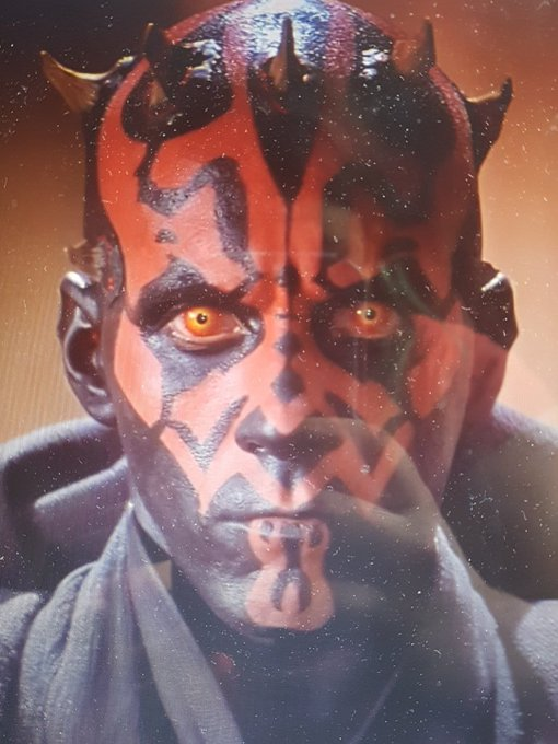 Happy birthday to Darth Maul himself Ray Park
