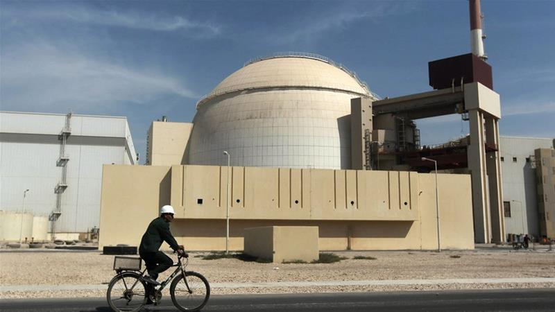 Iran 'needs just five days' to resume uranium enrichment