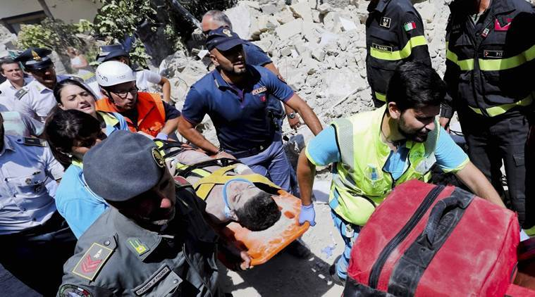 Italy's latest deadly quake exposes inaction on illegalhomes