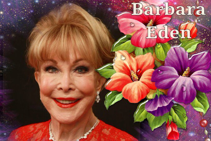 Happy Birthday Barbara Eden, Geoff Capes, Bobby G, Edwyn Collins & Shaun Ryder