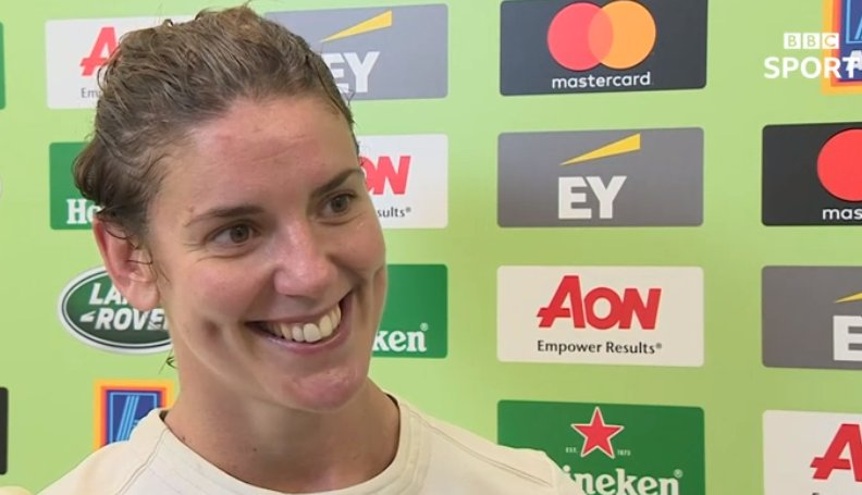 "test Twitter Media - ""We set out to get to the final and we got what we deserved.""  Sarah Hunter is one happy England captain. 😀  Watch: https://t.co/lpjsdoi380 https://t.co/pQcGwB6uLh"
