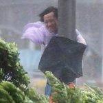 Severe Typhoon Hato hits Hong Kong