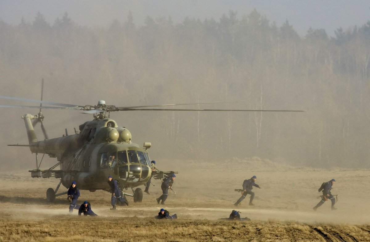 Is Russia's western wargame a cover to drop troops on Europe's borders?