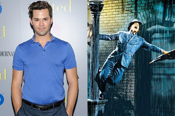 August 23: Happy Birthday Andrew Rannells and Gene Kelly