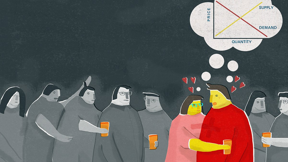 How to chat up an economist. A step-by-step guide from @1843mag https://t.co/h8fHfQVKs0 https://t.co/tvLCRADMyY