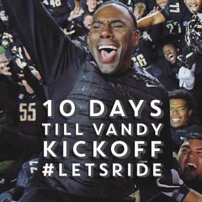 RT @DerekMasonsVest: #VESTIES 10 MORE DAYS TILL KICKOFF! #LetsRide #GrindtoGameday17 #inVESTed #RTI #Limitless https://t.co/kKUkIJp269